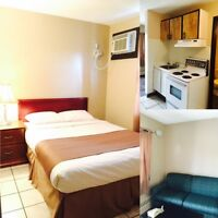 Affordable Weekly Hotel Accommodation