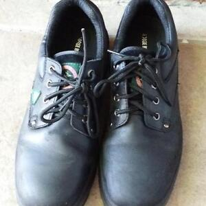 Size 12 Moosehead steel Toe work/safety shoes/boots Kitchener / Waterloo Kitchener Area image 1