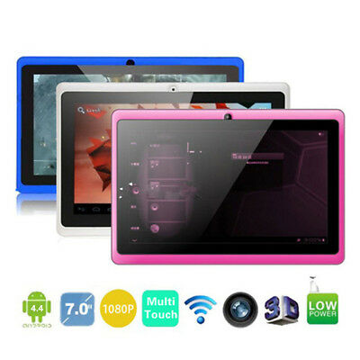 "Android Nice 7"" Google Tablet PC 4GB HDTouch Screen Camera WiFi"
