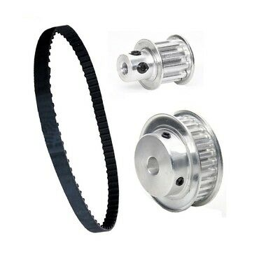 Xl Pulley Timing Belt Reducer Ratio 3.51 Cnc Kit Router Plasma Laser Mill Lathe