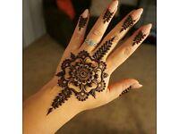 Mehndi / henna artist chand raat. Eid