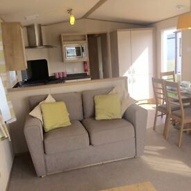 Cheap static caravan, amazing onsite facilities , direct beach access