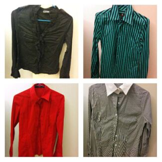 Work jackets and shirts size 6-8 amongst all brands new  Belmore Canterbury Area Preview