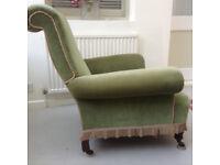 antique armchair for sale