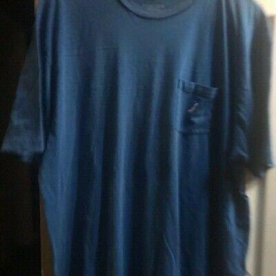 Men's Nautica Blue T-Shirt 2XL