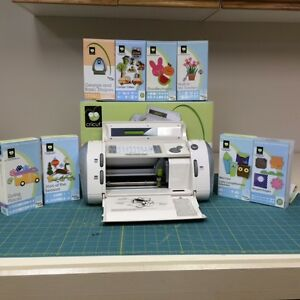 Cricut Personal Electronic Cutter with 8 cartridges