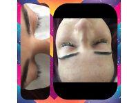 Eyelash extensions, callus peel,waxing, manicure, pedicure, spraytan