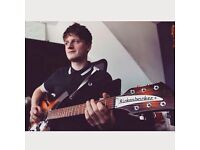 Guitar Lessons, beginner classes