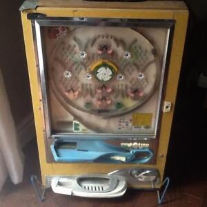 Vintage Pinchinko Gambling Game