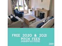 Lodge For Sale by the Norfolk Broads - 3 Bedroom - Free 2020 & 2021 Site Fees