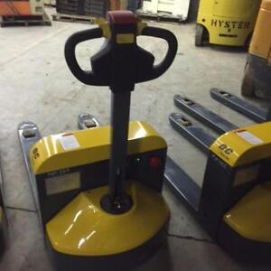 POWER PALLET TRUCK - 3300lb cap. A NEW ATF/ Vimar product