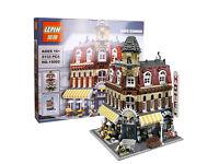 Lepin Clone of RARE Lego Cafe Corner