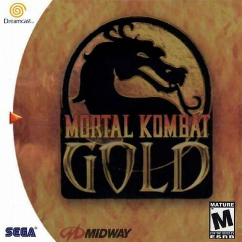 Mortal Kombat Gold (Dreamcast)