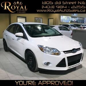 2012 Ford Focus SEL w/ SONY SOUND SYSTEM, LEATHER, INT PHONE