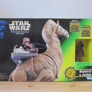 Star Wars: Ronto and Jawa action figure set