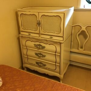 French Provincial Vintage Dressers