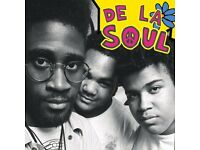 4 x De La Soul Live TICKETS @ Albert Hall, Manchester. 2nd March