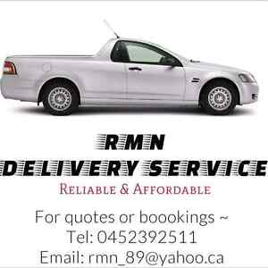 RMN Delivery Services Bowden Charles Sturt Area Preview