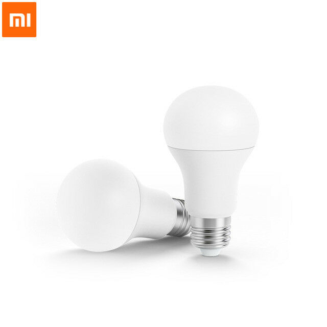 Xiaomi Philips Smart LED 6.5W E27 220V Wifi Ball Lamp Bulb Mobile App Control