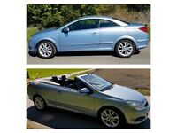 SPARE or REPAIR, Vauxhall Astra Convertible for sale as spare or repair