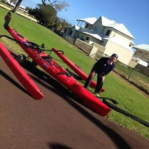Hobie Adventure Island Kayak Erskine Mandurah Area Preview