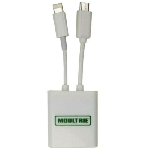 MOULTRIE SMARTPHONE SD CARD READER GEN 2 MCA-13376 Supports SD & Micro SD cards