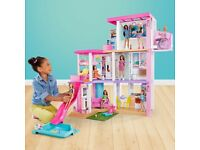 Barbie Dreamhouse Day to Night Brand New