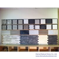 CLEARANCE SALE--NATURAL MARBLE TILE, MOSAIC, PANEL