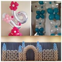 Exciting balloons decor for amazing price