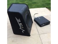 Vibe sub and amp.