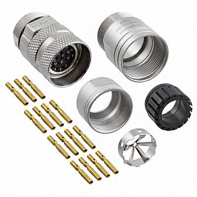 Ma1cap1700m-kit - 17 Pos Connector Male Pins Counter-clockwise Rotation