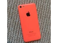 Pink iPhone 5C 16GB
