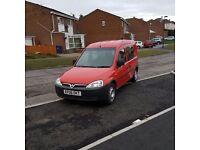 Vauxhall combo 1.3 Cdti 2006 (crew van) £1050 bargin must go