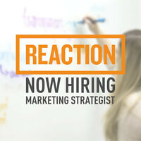 Reaction is Hiring a Content Strategist