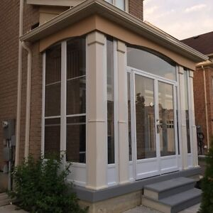 Porch Enclosure and Storm Doors Specialist