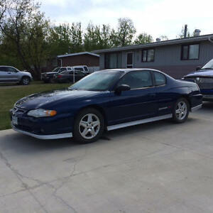 2004 Chevrolet Monte Carlo SS Coupe - Supercharged