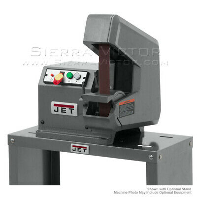 Jet Bgb-260-1 Belt Grinder 115230v 1ph 577150