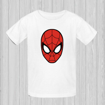 Spiderman t-shirt Superhero Avengers Disney Family shirts costume cosplay  - Disney Family Costumes