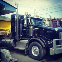 EXPERIENCED Truckdrivers and HEAVY EQUIPMENT OPERATORS