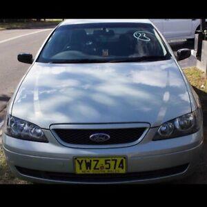Ford fairmont lpg+petrol Pendle Hill Parramatta Area Preview
