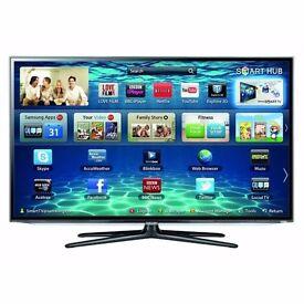 """Samsung 46"""" smart 3D HD TV"""