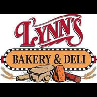 Lynn's Now Hiring A Production/Night Baker Position Available