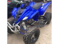 2008 yamaha raptor 350