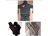 Nike Tech Fit Hooded Tracksuit: Grey Blue Green S M L XL (Ralph Lauren stone island moncler Armani)