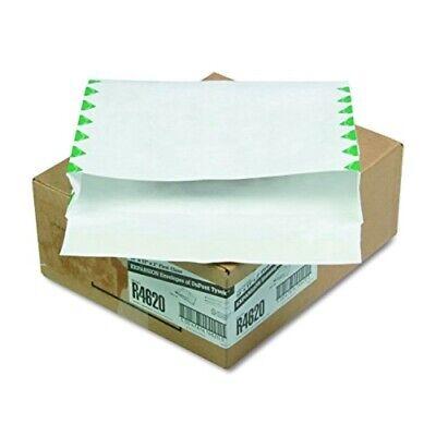 Survivor R4620 Tyvek Book Expansion Mailer First Class 10 X 13 X 2 White Ca