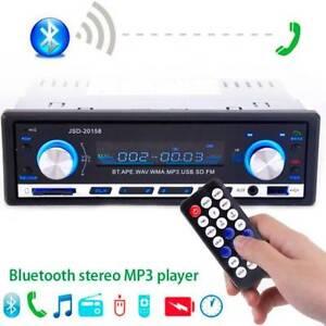 Car Bluetooth FM Radio Stereo Audio Head Unit Player MP3/USB/AUX Doveton Casey Area Preview
