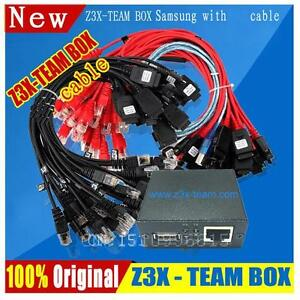 100% Original Z3X Box Edition Unlock & Flash & Repair For Samsung Cell phones