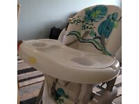 Lorelli high chair in excellent condition!