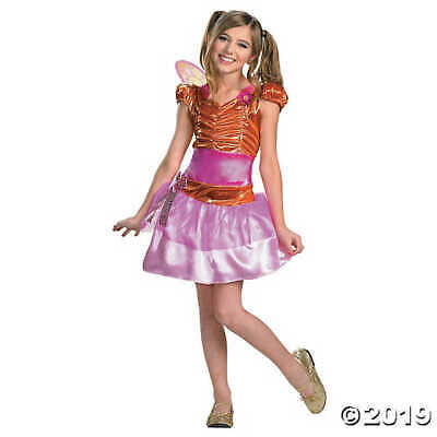 New Disguise Winx Club Stella Costume Large - Winx Club Halloween Costumes