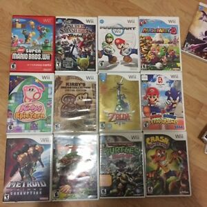 Nintendo Wii Games lots of titles Christmas Idea